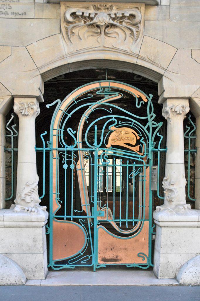 Art Nouveau: 1890-1910